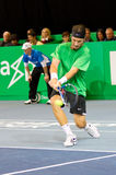 BNP Paribas Zurich Open Champions Tour 2012 Royalty Free Stock Photos