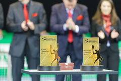 BNP Paribas Zurich Open Champions Tour 2012 Stock Photo