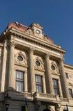 BNR - Rumänska National Bank Royaltyfria Foton