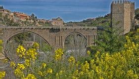 Bnridge ` s St Martin, Toledo, Испания стоковые фото