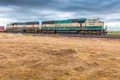 BNSF-Diesellokomotive 9478 Lizenzfreie Stockfotografie