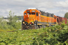 BNSF Rail Train Stock Photography