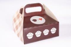Boîte à beignet Image libre de droits