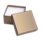 Boîte à bijoux Photographie stock