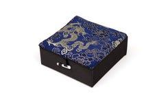 Boîte à bijoux chinoise Photos stock