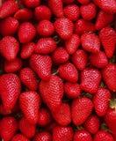 Boîte à fraise photographie stock libre de droits