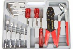 Boîte à outils. Image stock