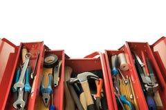 Boîte à outils photos stock