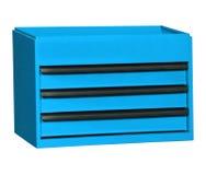Boîte à outils, bleu, outil de travail image libre de droits