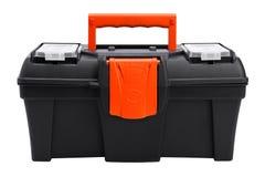 Boîte à outils en plastique Photos stock