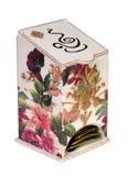 Boîte à thé Photos stock