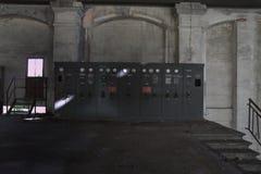 Boîte électrique photos libres de droits