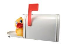 Boîte aux lettres. Images stock