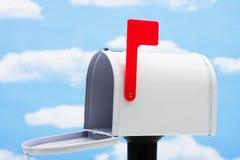 boîte aux lettres photos libres de droits
