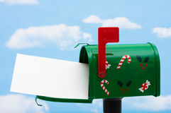 boîte aux lettres Image libre de droits