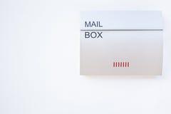 Boîte aux lettres Photographie stock libre de droits