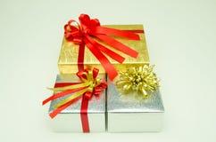 Boîte-cadeau. Images libres de droits