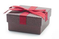 Boîte-cadeau Photos libres de droits