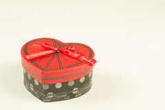 Boîte-cadeau. Image libre de droits