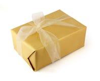 Boîte-cadeau Photo libre de droits