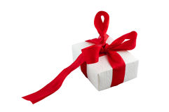 Boîte-cadeau Image libre de droits