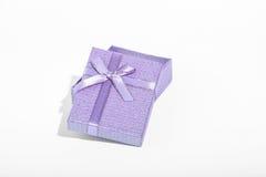 Boîte-cadeau d'amour Photos stock