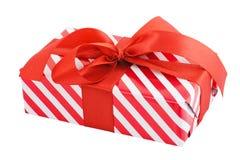 Boîte-cadeau enveloppée Image stock