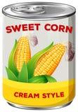 Boîte d'A de maïs Image stock