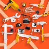 Boîte d'outils Photos stock