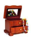 Boîte de bijoux photos stock