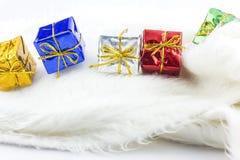 Boîte de cadeaux Photographie stock libre de droits