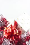 Boîte de cadeaux Photographie stock