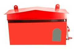 Boîte de courrier Photos libres de droits