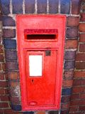 Boîte de courrier  images stock
