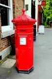 Boîte de courrier de Penfold, Dorchester, Dorset Photos stock