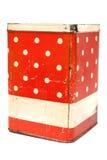 Boîte de cuisine de vintage image libre de droits