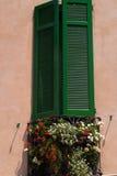 Boîte de fenêtre Photographie stock libre de droits