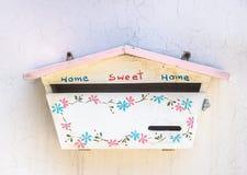 Boîte de lettre Photos stock