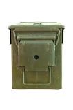 Boîte de munitions Photo libre de droits