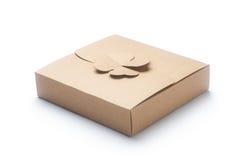 Boîte de papier Images libres de droits