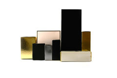 Boîte de parfum Photographie stock