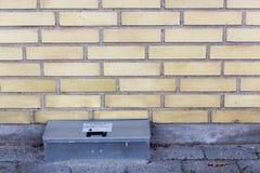 Boîte de piège de rat de crochet Image stock