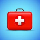 Boîte de premiers secours Photo stock