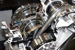 Boîte de vitesse automatique Image libre de droits