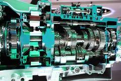 Boîte de vitesses automatique hybride Image stock