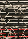 Boîte de vitesses de données Image libre de droits