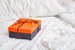 Boîte noire élégante avec Photos libres de droits