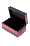 Boîte noire Photo stock
