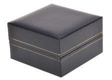 Boîte noire de cadeau Image libre de droits