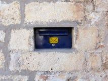 Boîte postale Photographie stock libre de droits